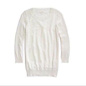 𝐉. 𝐂𝐑𝐄𝐖 Cotton Sweater